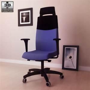 Ikea Stuhl Volmar : ikea volmar swivel chair 3d model furniture on hum3d ~ A.2002-acura-tl-radio.info Haus und Dekorationen