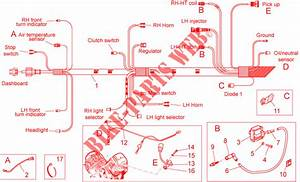 Electrical System I For Moto Guzzi V7 Racer 2011   Moto