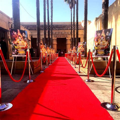Dragon Ball Z Resurrection F World Movie Premiere In
