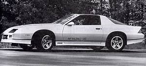 1985 Camaro Statistics  Facts  Decoding  Figures