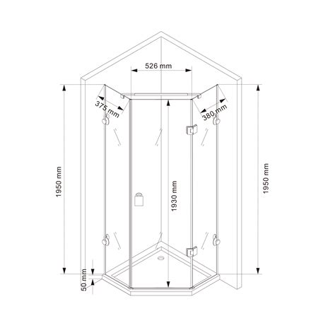 box doccia pentagonale box doccia pentagonale senza cornice rivestimento nano