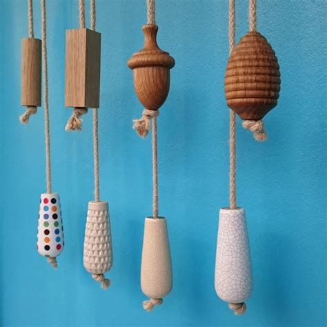 Ceramic Porcelain Bathroom Light Pulls By Pushka Home