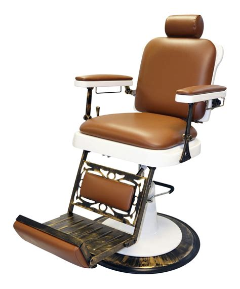 Classic & Antique Barber Chair Pibbs 662 King Barber Chair