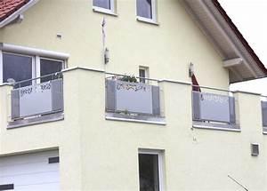 Balkon Mit Glas : stahlbau schlosserei und schmiede leippert in engstingen ~ Frokenaadalensverden.com Haus und Dekorationen
