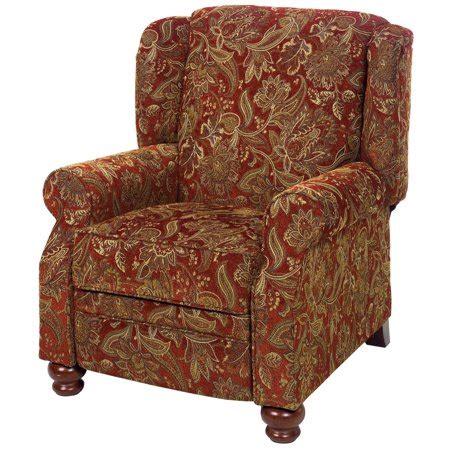 jackson belmont accent push  recliner walmartcom