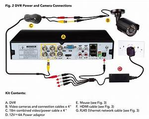 Cctv Dome Camera Wiring Diagram