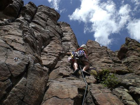 north table mountain climbing climbing and mountaineering by roger j wendell