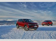 2019 Volkswagen Tiguan to Replace 14 with 15 TSI, Might