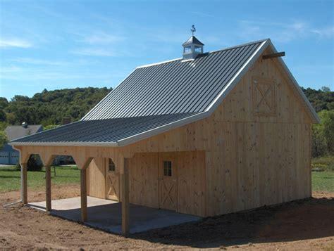 Pole Barns With Living Quarters  Joy Studio Design