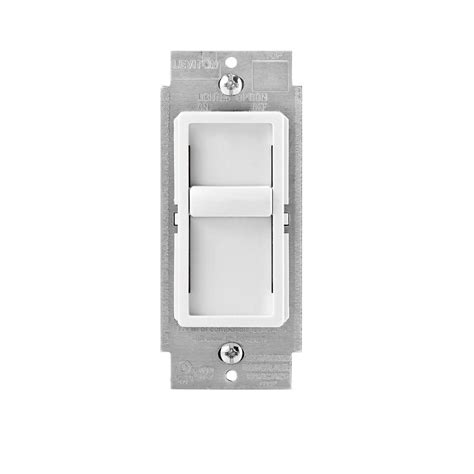 Le Touch Dimmer by Legrand Adorne 700 Watt Multi Location Master Universal