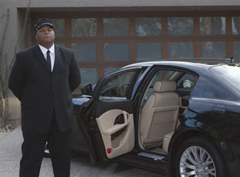 Limo Driver by Personal Driver Chauffeur Service R R Limo