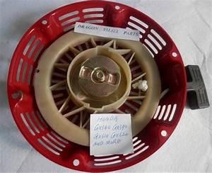 Recoil Starter For Honda Gx340 Gx390 Gx610 Gx620 Gx670 Free Shipping Steel Ratchet Rewind Rull