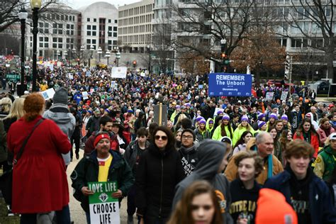 FAQ: What to know about 2021 virtual March for Life | WTOP