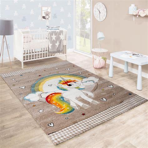 tapis chambre d enfants tapis pour enfant chambre d 39 enfants c urs arc en ciel