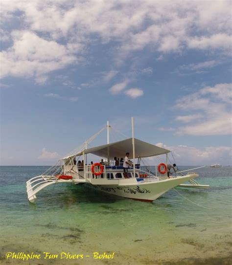 Boat Engine In Philippines by Our Dive Boats Philippine Divers Bohol