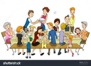 family get together clipart clipartsgram