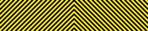 emergency services diagonal stripe blackyellow