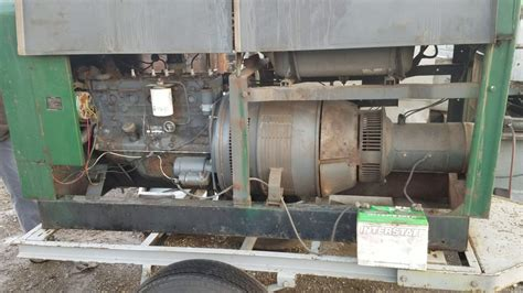 Lincoln Sae Welder With Continental Cylinder