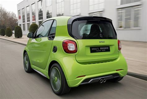 The Smart Fortwo Brabus Pocket Rocket Is Coming To Geneva