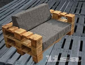 lounge gartenmobel 2 sitzer palettenmobel terrasse With französischer balkon mit garten lounge chair