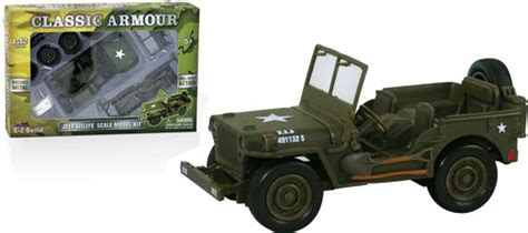 jeep easy model build kit jt