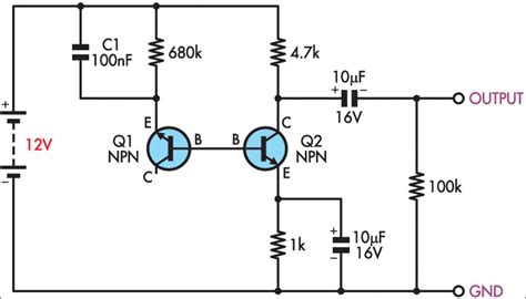 Projects Presentation Electrical Circuit Diagrams