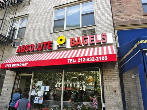 Absolute Bagels, New York City