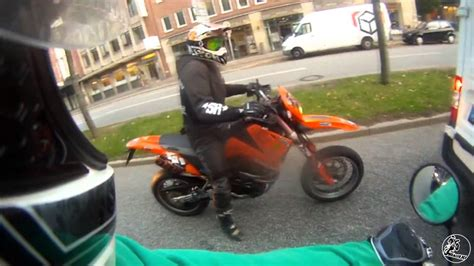 This Hilarious Motorcycle Accident Is Sure To Leave You