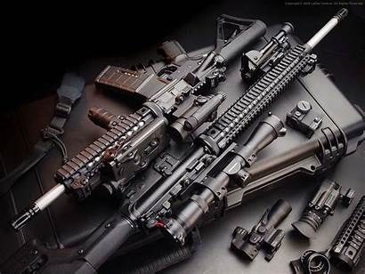 Assault Rifle Wallpapers Weapons Abyss Explore Wallpapersafari