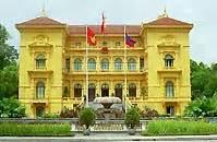 constructions coloniales hanoi