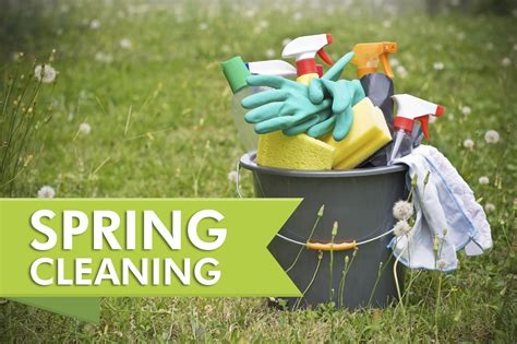 spring cleaning projects  apartment dwellers kelson group