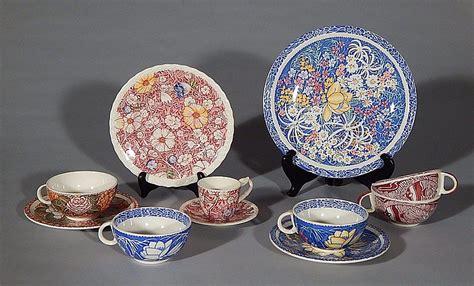 kilns vernon dinnerware pieces lot