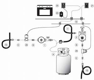 trident trident lpg diagram With lpg system diagram