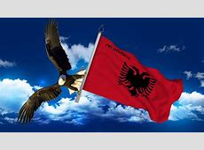 Best Albanian Flag animation 2015 YouTube