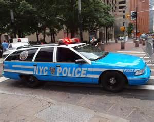 NYPD Highway Patrol Police Cars