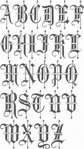 De 25+ bästa idéerna om Old English Font – bara på Pinterest