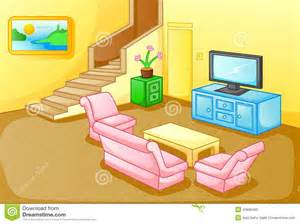 interior of home interior of a house living room stock vector image 43696493