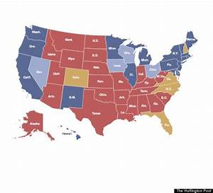 Presidential Election Map: The State Of The Country On ...