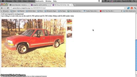 Sales Near Me Craigslist by Craigslist Used Trucks For Sale By Owner Near Me