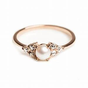 alternative engagement rings the best With wedding ring alternative