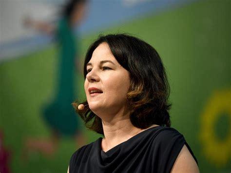 Bundesvorsitzende von bündnis 90/die grünen * bundestagsabgeordnete * europäerin. Landesparteitag der Grünen: Baerbock fordert Sanktionen gegen Lukaschenko - Inland - RNZ