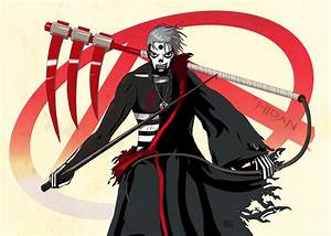 Hidan Akatsuki | Daily Anime Art