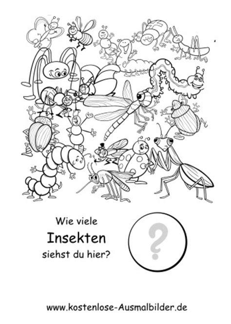 zaehlen lernen wie viele insekten lernspiele