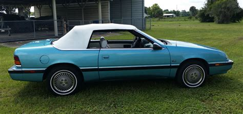 93 Chrysler Lebaron by 1993 Chrysler Lebaron Convertible