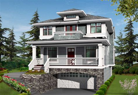 two houses two house plans with balconies and