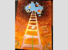 The State winner for the 2016 Harmony Day Poster