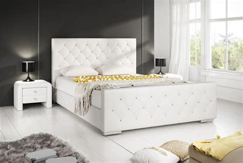 twee persoons bed tweepersoonsbed aventura wit 140x200 cm