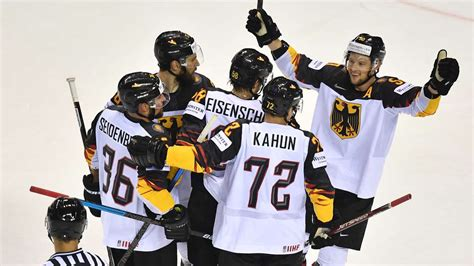 Online magazin für eishockey fans. Eishockey-WM: Deutschland gewinnt auch gegen die Slowakei - dank Draisaitl   Mehr Eishockey