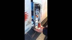 Changing Rear Lights On Ford Transit