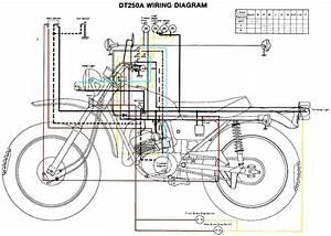 Yamaha Xt 250 Wiring Diagram